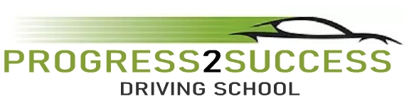 Progress 2 Success Driving School Logo